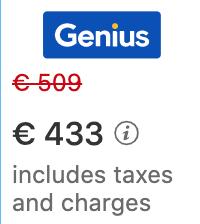genius price