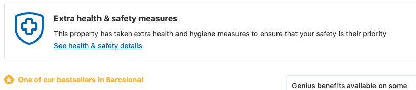 measures health safety